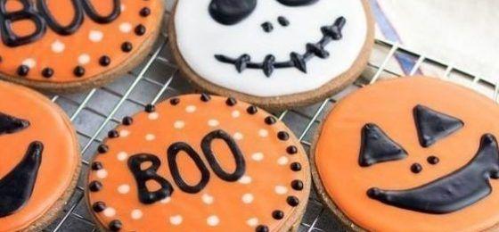 galletas halloween del terror