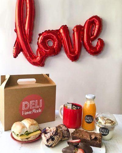 desayuno día del amor