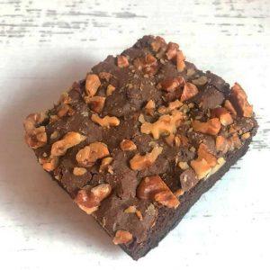 Brownie-vegano